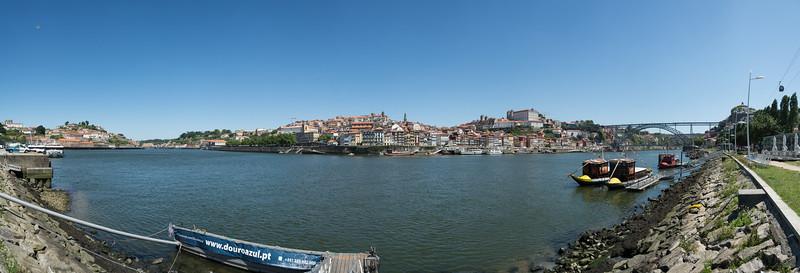 Rio Douro - Porto -Portugal