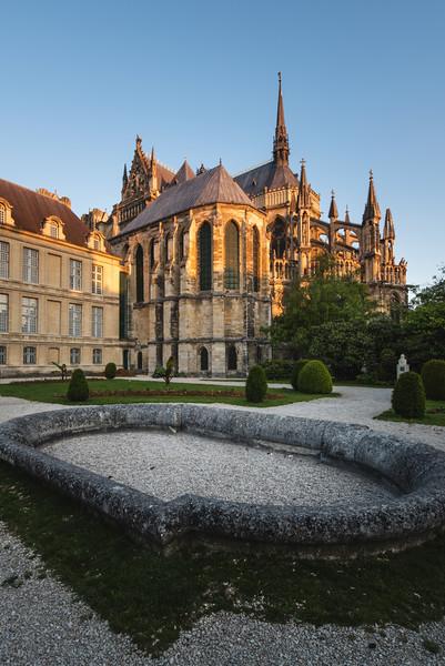 Cathédrale et Palais du Tau