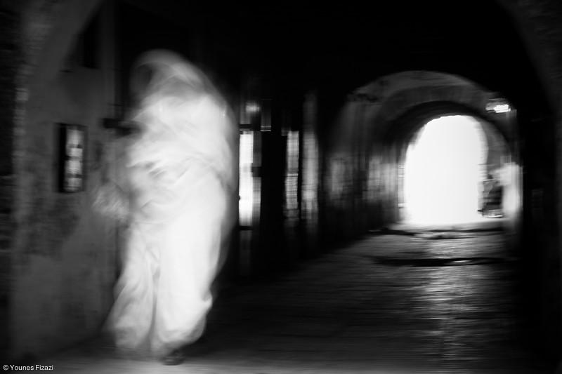 Ghost, Essaouira 2009