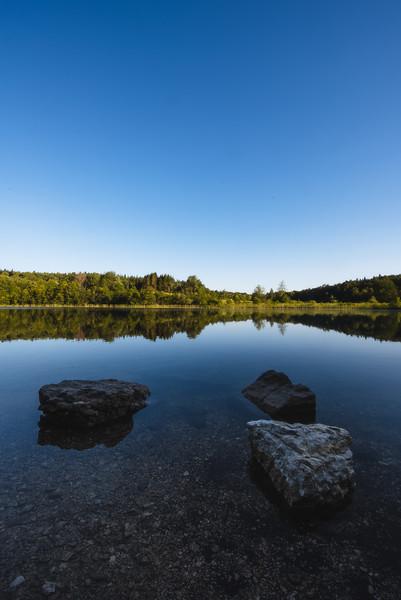 Lac du  Petit Maclu