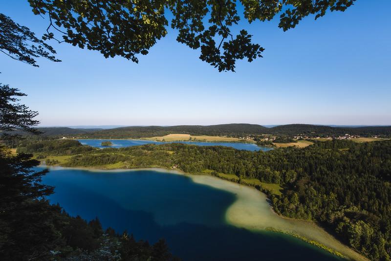 Belvédère des 4 Lacs
