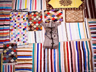 Carpets & Bournous, Figuig