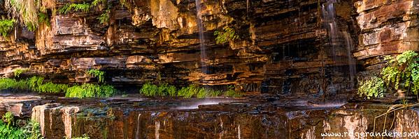 Karijini N.P. Dale Gorge Circular Pool