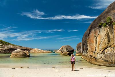 Elephant Rock William Bay N.P.