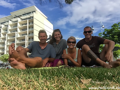 Fremantle Noe, Meja, Conny, Roger