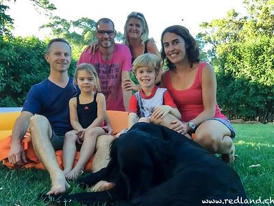 Lindsay, Isabelle, Benjamin, Katja Kalamunda Perth