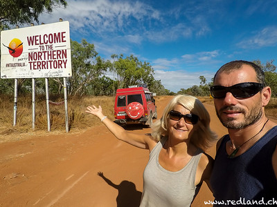 Welcome Northern Territory