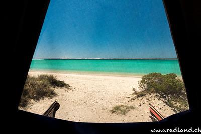 Edel Land N.P. Shelter Bay