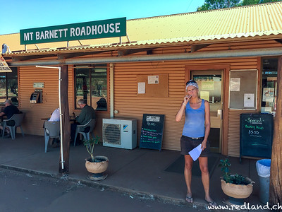 Mt.Barnet Roadhouse