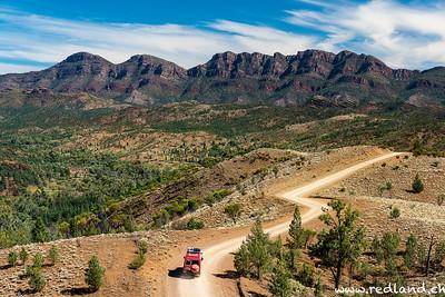 Flinders Range N.P. Bunyeroo Gorge