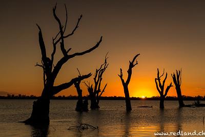Lake Benanee Robinvale