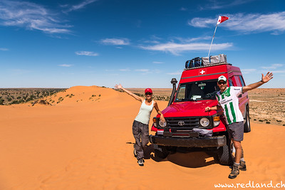 Simpson Desert Big Red