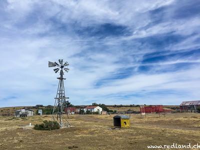 Argentinische Farm