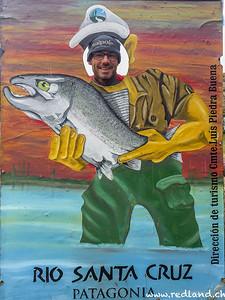 Fischers Roger fischt frische Fische