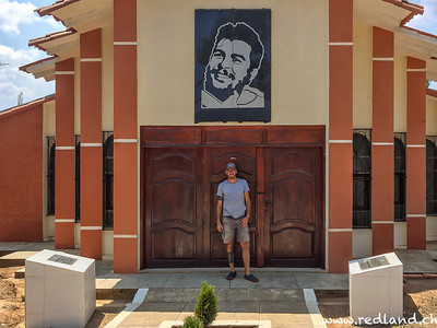 Vallegrande - Centro Cultural Ernsto Che Guevara