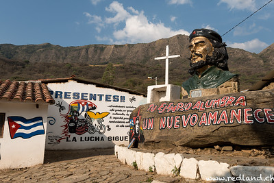 La Higuera -  Ernesto Che Guevara