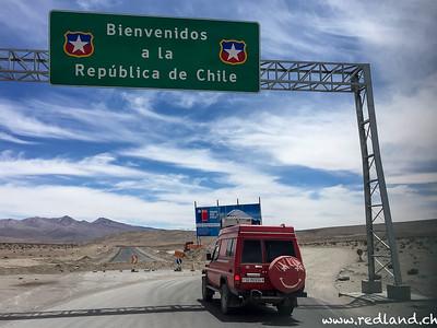 Bienvenidos Chile