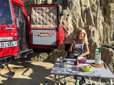 Colibri Camping nähe La Paz