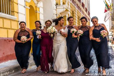 Kolumbianische Hochzeit