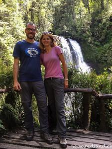 Parque Pumalin-Cascadas Escondidas