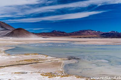 Laguna Talar- Aguas Calientes