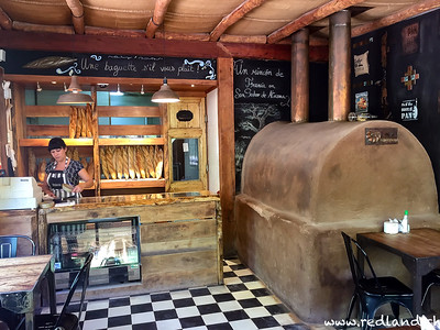 San Pedro de Atacama - french bakery