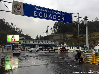 Bienvenido Ecuador