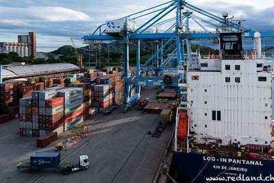 Hafenbetrieb