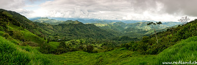 Richtung Puerto Boyaca