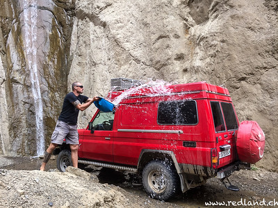 Carwash Canyon del Pato
