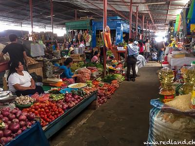 Caraz Markt