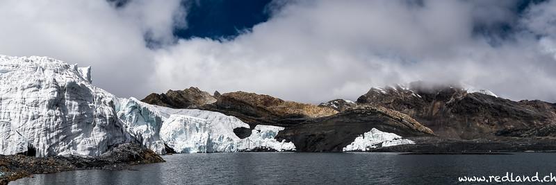 Parque National Huascaran, Pastoruri Gletscher