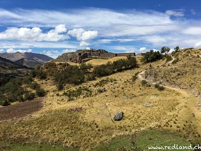 Cusco Ruinen