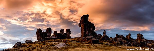 Bosque de piedras, Canchacucho