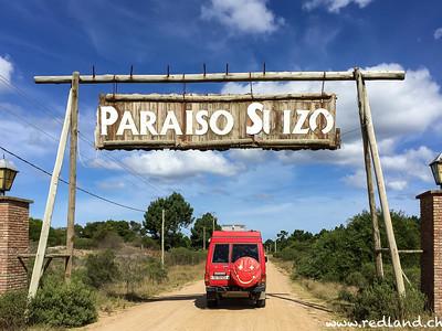 Camping Paraiso Suizo