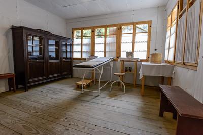 Partisanen Spital Franja
