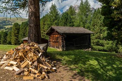 Wolkenstein - Stevia Hütte