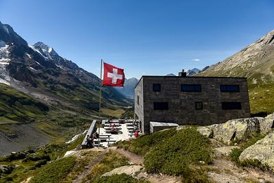 Lötschental - Anenhütte