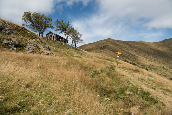 Monte Tamaro - Monte Lema