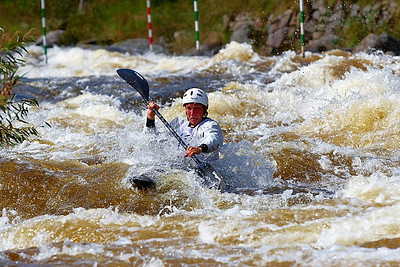 Divoká voda pod Lipnem 2009