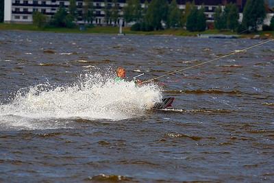 Kiteboarding neboli kitesurfing