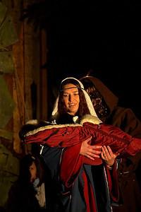 Hornoplánský živý betlém