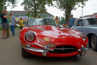 Závod historických automobilů