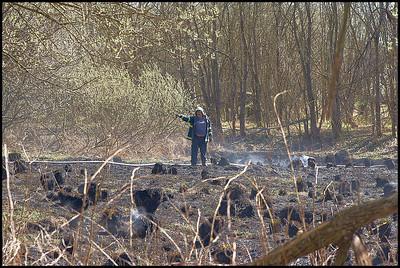 Hornoplánští hasiči v akci