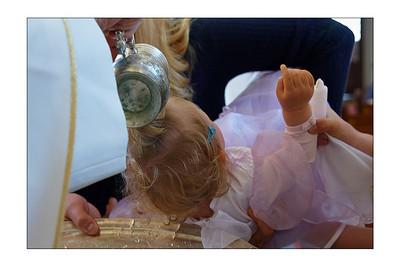 Anička – křtiny