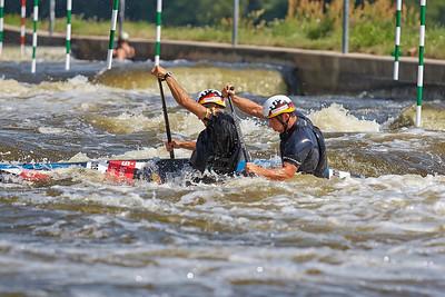 Umělý slalomový kanál – Troja
