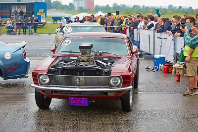 50 let Ford Mustang sprinty