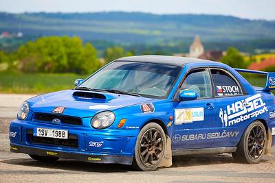Jízda v Subaru Impreza WRX STI