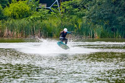 Wakeboarding – Vodní nádrž Džbán, Praha | Wakeboarding – Džbán Outdoor Swimming Lake, Prague