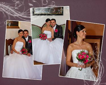 Kateřina a Michal – svatba